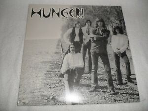 Hunger-S-T-039-Strictly-from-Void-039-label-499-500-NM-NM-LP-Psych-Rock