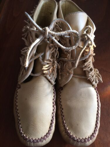 Moccasins Vintage Carroll Reed