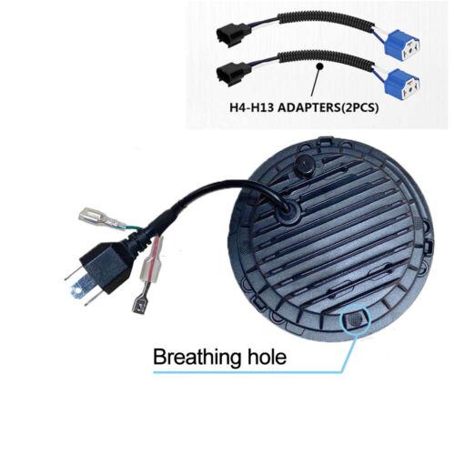 Halo Headlight LED Headlamp For Honda CB400 500 1300 Hornet 250 600 900 VTEC VTR