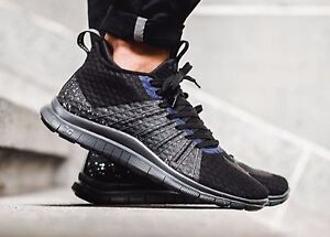 f099e8774abd SZ 12 Nike Free Hypervenom 2 FC Men s 747140-005 Black Royal ...