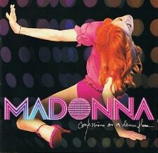 MADONNA Confessions On A Dance Floor CD Album Warner Bros. 2005