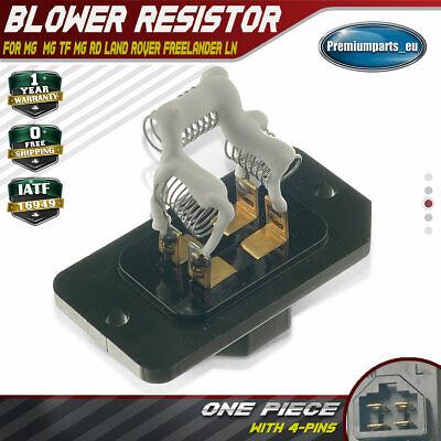 MG F TF Heater Blower Cooling Fan