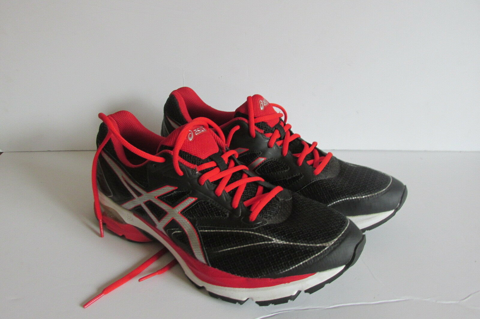Asics Gel Pulse Para Hombres Zapatos Tenis Correr Fit T6E1N Talla 11.5