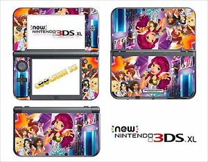 Lego Friends Vinyl Skin For Nintendo New 3ds Xl With C Stick