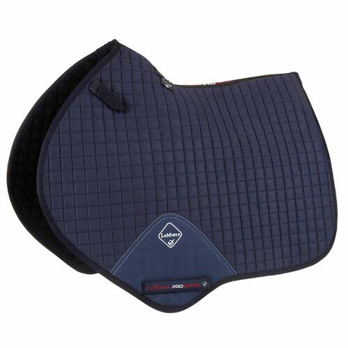 LeMieux ProSport Suede Close Contact Square Event Saddle Cloth Pad 2020 Colours