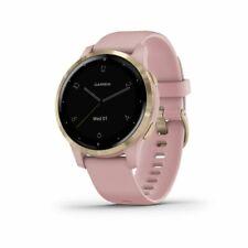 Garmin vivoactive 4S Smartwatch - (Dust Rose/Gold)
