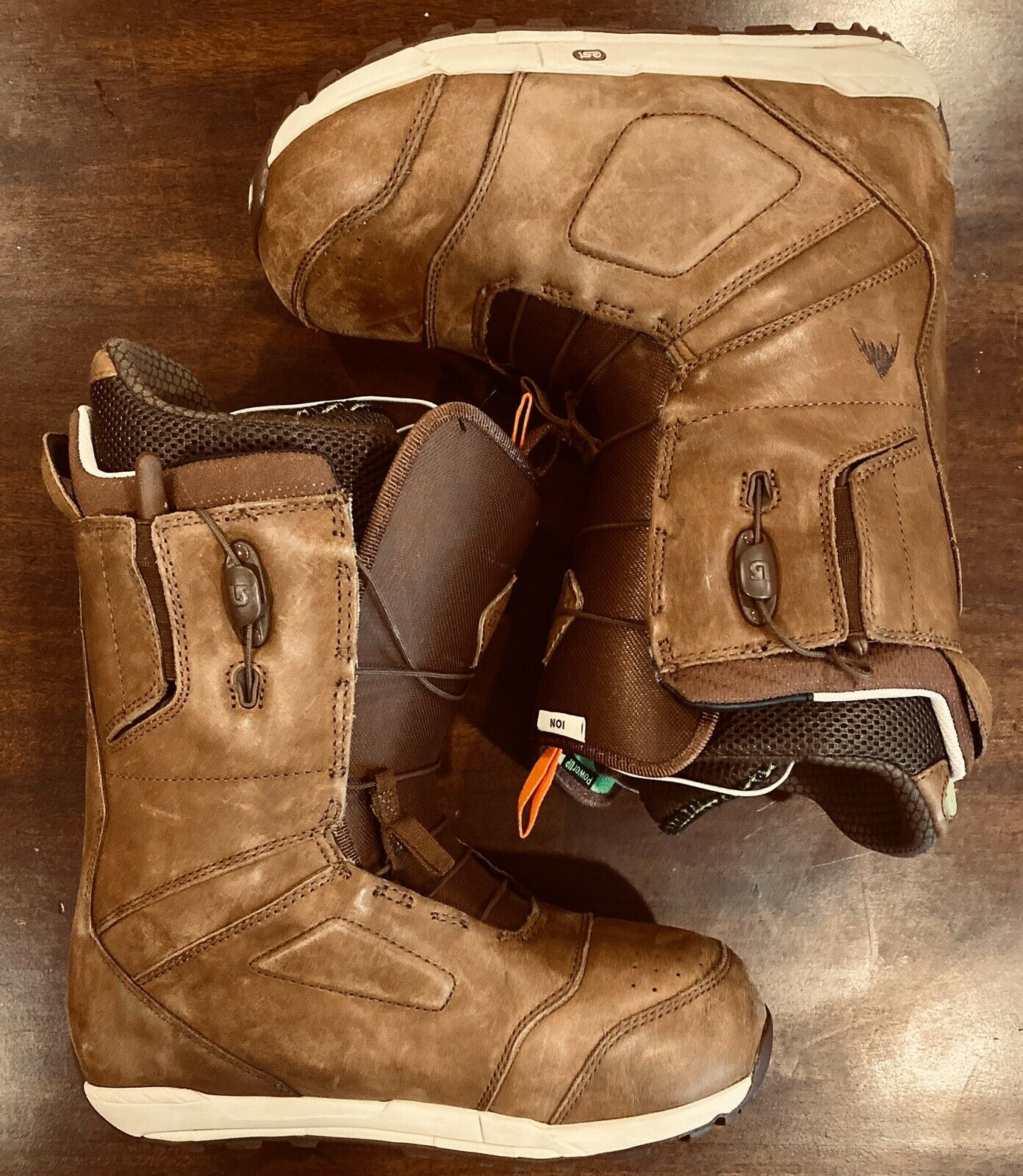 Burton Red Wing iOn Leather Snowboard Boots