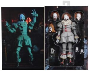 NECA-IT-7-Scale-Ultimate-Well-House-Pennywise-2017-Action-Figure-NEW