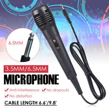 Street Hopper Dynamic Vocal Wired Karaoke Microphone MIC 3 Meter Cord