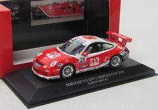 Porsche 911 GT3 Cup ( Carrera Cup 2006 ) Brückl / No.24 / Minichamps 1:43