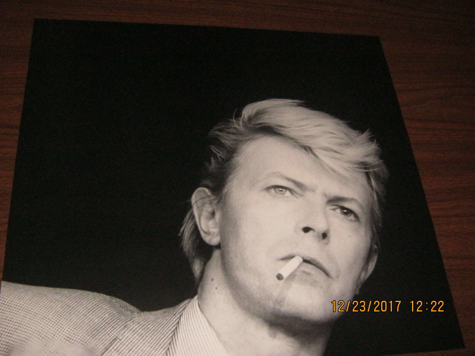 Let\u2019s Dance Bowie Inspired Needle Minder