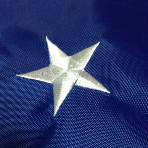 3x5 US AIR FORCE Flag Embroidered Nylon Double Sided USAF Flag