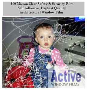 Sécurité Et De Sécurité Film De Fenêtre / Protection En Verre Transparent / 99% Uv Rejet-afficher Le Titre D'origine Divers Styles