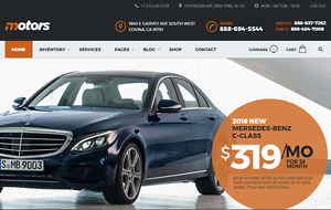 Amazing-Automobile-Store-Website-Free-Installation-Free-Hosting