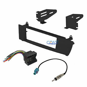 car radio stereo single din dash kit wire harness antenna for 2004 2004 bmw x3 wiring diagram  BMW X3 Common Problems Want a Picture of a 2004 BMW X3 Red 2004 BMW X5