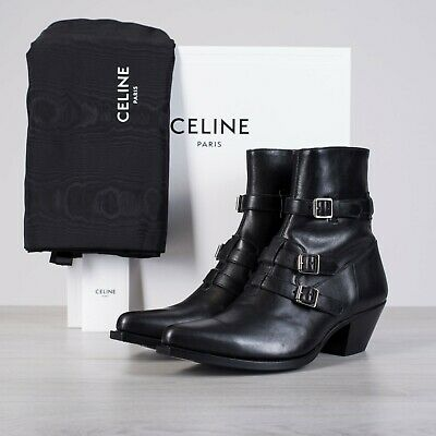 CELINE HOMME 1350$ Berlin Ankle Boots