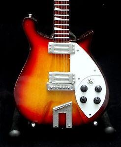 Free-Fallin-039-T-Petty-401-Miniature-Guitar-Replica