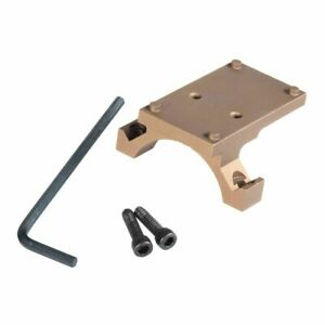 TRIJICON-BROWN-FLAT-TOP-MOUNT-FOR-ACOG-W-BOSSES-MS10BROWN
