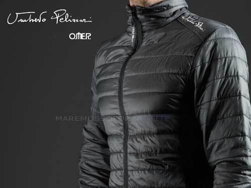 Omer Pelizzari Up-S2  Chaqueta Abajo Abajo Jacket Talla Grande  100% autentico