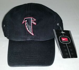 7ec1d1a3 Details about NWT NFL Atlanta Falcons Nike Vintage Curve Brim Cap Hat  Buckle-Back Adjustable