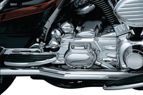 Kuryakyn Oil Line Cover /& Transmission Shroud     Harley-Davidson  FLHR 02-06