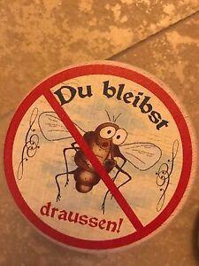 Bierdeckel-Holz-Bieruntersetzer-Untersetzer-Bier-Du-bleibst-draussen