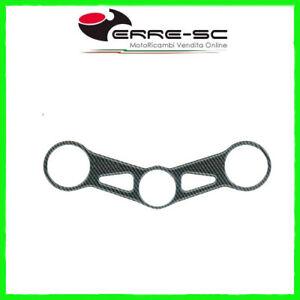 Adesivo piastra forcella carbon Kawasaki ZX-10R 06-10