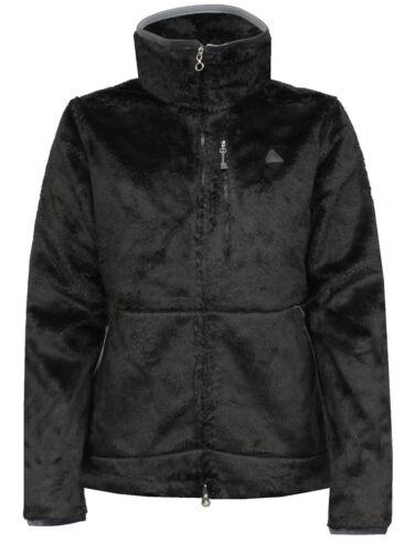 Nike ACG Womens Windstopper Soft Shell Full Zip Black Polyester 337131 010 M19