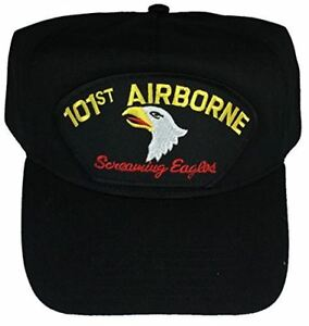 US-ARMY-101st-AIRBORNE-DIVISION-ABD-SCREAMING-EAGLES-HAT-CAP-VETERAN-FT-CAMPBELL