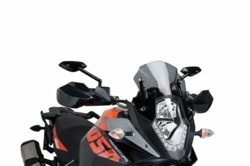 KTM 1190 Adventure//R 13-16 rauchgrau Racing-Scheibe Puig