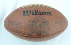 Wilson Super Bowl XXVII Football NFL Block
