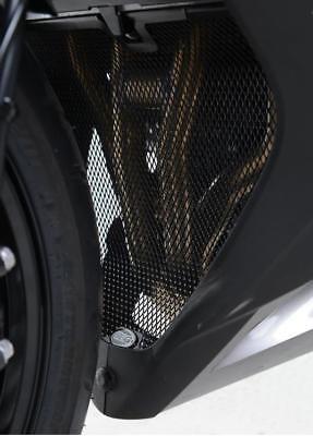 Downpipe Grille Kawasaki Z1000SX 2011 R/&G DG0021BK Black