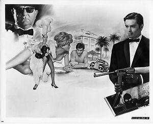 MELODIE-EN-SOUS-SOL-PHOTOMONTAGE-POUR-L-039-AFFICHE-DU-FILM-D-039-HENRI-VERNEUIL-1963