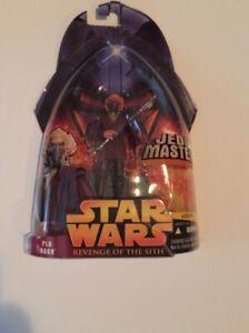 Star Wars | Revenge of the Sith Hasbro | Plo Koon Action Figure #16 New