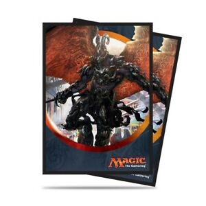 Ultra-PRO-80-Magic-Deck-Protector-Sleeves-Aether-Revolt-Herald-of-Anguish-86488