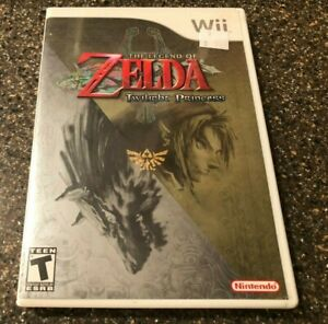 The-Legend-of-Zelda-Twilight-Princess-Nintendo-Wii-2006-Tested-Free-Ship