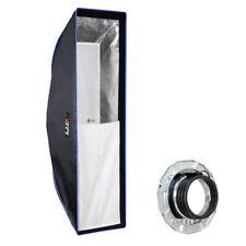 LIFE of PHOTO Easy Setup Striplight-Softbox 20x90 cm für PROFOTO Studio-Blitz