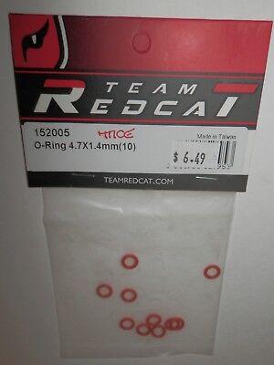Redcat M5 Locknut 6pcs #BS808-003 NIP