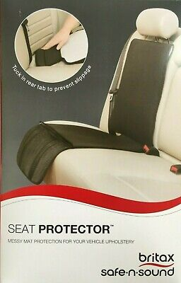 Britax Seat Protector Messy Mat To Be Used Under Infant Car Seat 9311742002780 Ebay