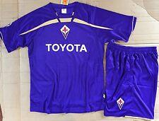 Italy Fiorentina Soccer Jerseys Sportswear Team Uniforms $10 each