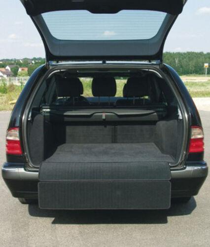 TAPPETO bagagliaio-con protezione retromarcia per Mercedes Classe E s212 T-Modello