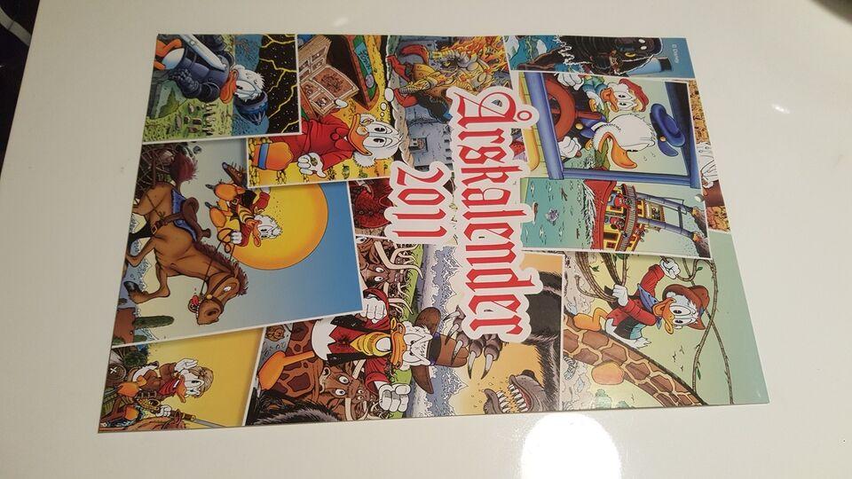 Jumbobøger, Don Rosa årskalender