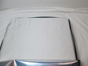 New Sleep Tech Long-Term Performance Queen Sheet Set ~ Moonbeam Tan 550 TC NIP