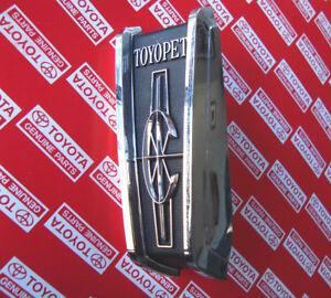 Toyota-Corona-Mark-II-Hardtop-Coupe-1968-1969-1979-1971-RT60-RT61-Grill-Emblem