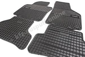 für Mercedes Actros Mp3  2008-2012 Gummimatten Gummi-Fußmatten 2tlg