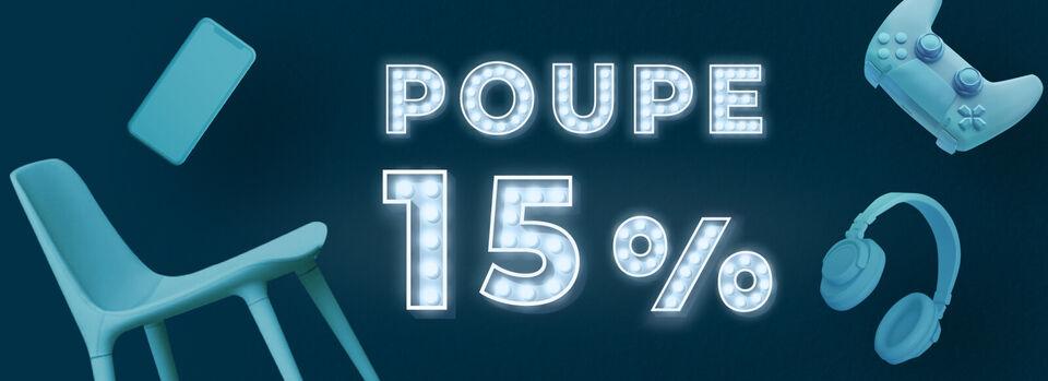 Cupão: POPULAR15 - Veja o que temos para si