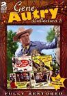 Gene Autry Movie Collection 5 0011301698360 DVD Region 1