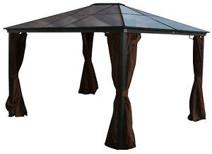 7mm-Polycarbonate-Roof-Gazebo-Casa-10x12-with-Mosquito-Netting-Included