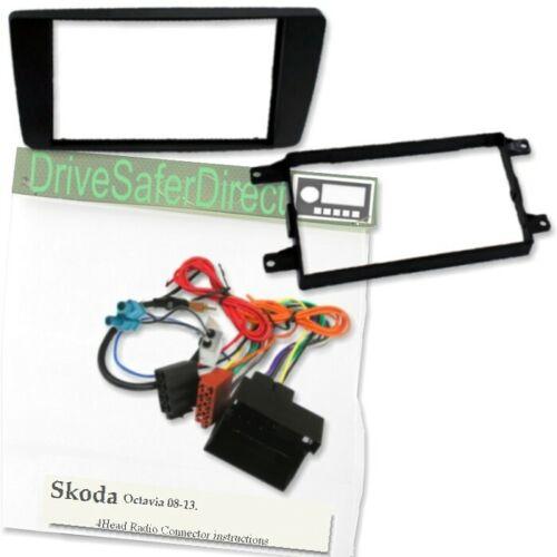 Cable 4-Head Ant Kit Para Radio//Skoda Octavia 04-13 8502-o Facia
