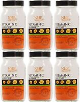 Natural Health Practice Vitamin C Support - 60 Capsules (pack Of 6)